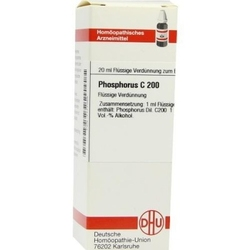 Phosphorus c 200 dil.