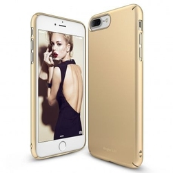 Etui ringke slim apple iphone 7 plus royal gold - złoty