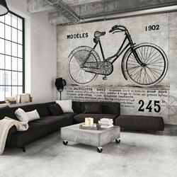 Fototapeta - rower vintage