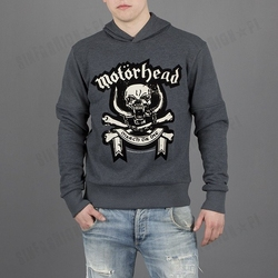 Bluza amplified - motorhead hoody