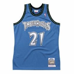 Koszulka Mitchell  Ness NBA Kevin Garnett Minnesota Timberwolves Authentic