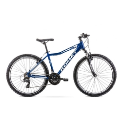 Rower górski romet rambler r6.1 jr 2021, kolor niebieski, rozmiar 17