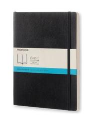 Notes Moleskine w miękkiej oprawie kieszonkowy czarny w kropki