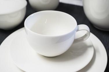 Karolina amelia ecru serwis kawowy 3912