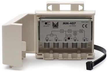 Zwrotnica masztowa alcad mm-407 2xuhf + vhffm - szybka dostawa lub możliwość odbioru w 39 miastach