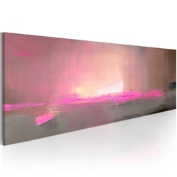 Obraz malowany - w stronę światła