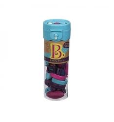 B.toys zestaw do tworzenia biżuterii 50 elementów - turkusowy