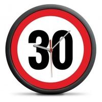 Zegar na 30 urodziny
