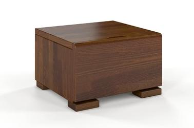Drewniana szafka nocna sosnowa visby hessler