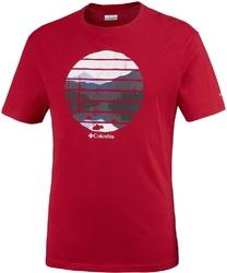 T-shirt męski columbia lana montaine em0731613