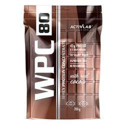 Activlab Wpc 80 Standard 700 g - Milk Chocolate
