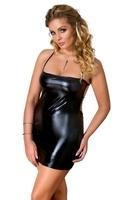 Sukienka plus size beltis black passion
