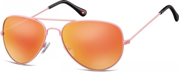 Pilotki okulary aviator montana lustrzanki ms96f