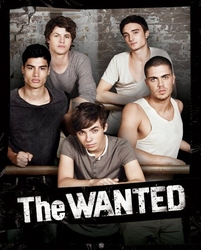 The wanted - plakat