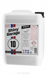 Shiny garage bug off insect remover – produkt do usuwania owadów, neutralne ph 5l
