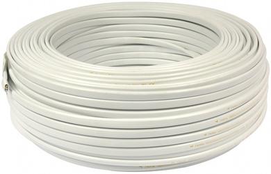 Przewód elektryczny drut płaski ydyp 450750v 3x2,5mm2 100m mercor - możliwość montażu - zadzwoń: 34 333 57 04 - 37 sklepów w całej polsce