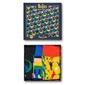 Zestaw giftbox skarpetki happy socks x the beatles 3-pak - xbea08-0100