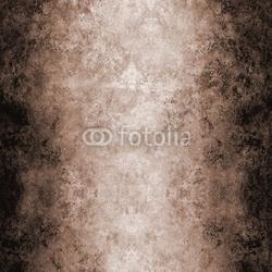 Plakat na papierze fotorealistycznym grungey brązowe tapety