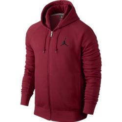 Bluza z kapturem Air Jordan Brushed Full Zip - 688995-687