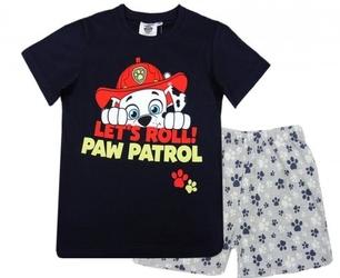 Piżama psi patrol lets roll 6 lat