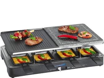 Grill elektryczny raclette clatronic rg3518