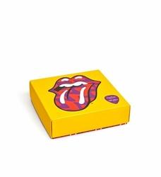Giftbox 3-pak Skarpety Happy Socks x Rolling Stones - XRLS08-0100