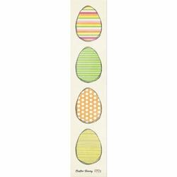 Ozdobny pasek z pisankami Easter Bunny - 01 - pisanki