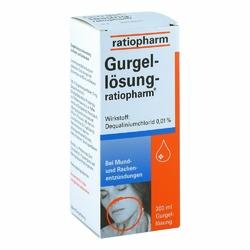 Gurgelloesung ratiopharm