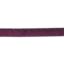 Tasiemka atłasowa 6mm - śliwkowy - śliw