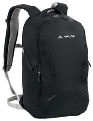 Miejski plecak na laptop vaude omnis 28l czarny - czarny