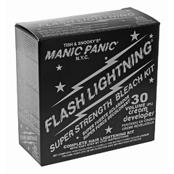 Utleniacz manic panic - bleach kit lightening 30