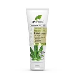 Dr. organic hemp oil skin lotion balsam do ciała z olejem konopnym 200 ml