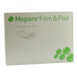 Mepore film pad 9x10cm