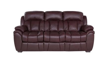 Sofa trzyosobowa boston z manualną funkcją relaxu