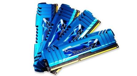 G.SKILL DDR3 32GB 4x8GB RipjawsZ 2400MHz CL11 XMP