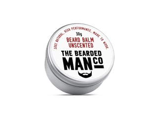 Bearded man co - balsam do brody bezzapachowy - unscented 30g