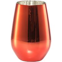 Szklanki metalizowane na czerwono Vina Shine Schott Zwiesel 6 sztuk SH-8796-42R-6
