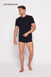 Henderson Bosco 18731 99x Czarna koszulka