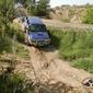 Off road 4x4 - kierowca - łódź