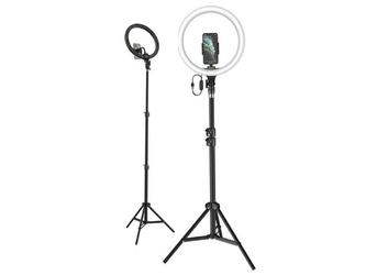 Baseus lampa fotograficzna led pierścieniowa obręcz 12 cali + statyw