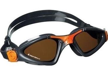 Aquasphere okulary kayenne polarized  greyorange