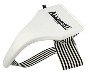 Suspensor-dla kobiet pu-l biały