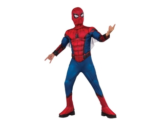 Kostium spiderman deluxe dla chłopca - roz. l