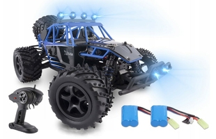 Overmax x-flash samochód zdalnie sterowany 45kmh + spiner