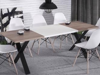 Nowoczesny rozkładany stół x 130-170 cm