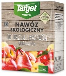 Nawóz do drzew i krzewów owocowych – ekologiczny – 1 kg target