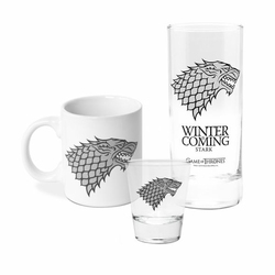 Game Of Thrones Stark - zestaw