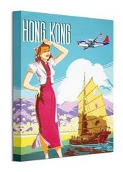 Hong kong - obraz na płótnie