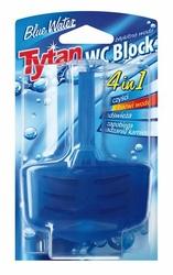 Tytan Blue Water, Czterofunkcyjna zawieszka barwiąca wodę, 1sztuka