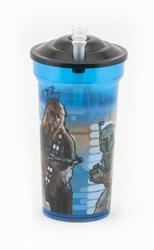 Star Wars Obsada - bidon z rurką